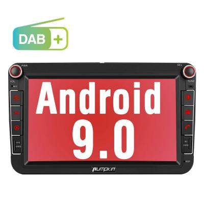 Pumpkin Android 9.0 Autoradio